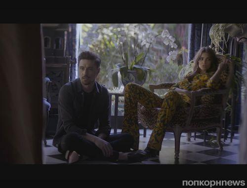 Дима Билан представил новый клип с Эмили Ратажковски