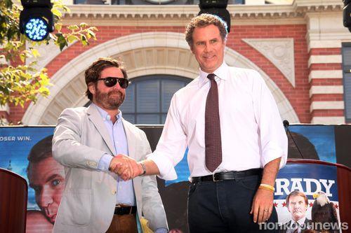 """Пресс-конференция фильма """"Грязная кампания за честные выборы"""" в Лос-Анджелесе"""