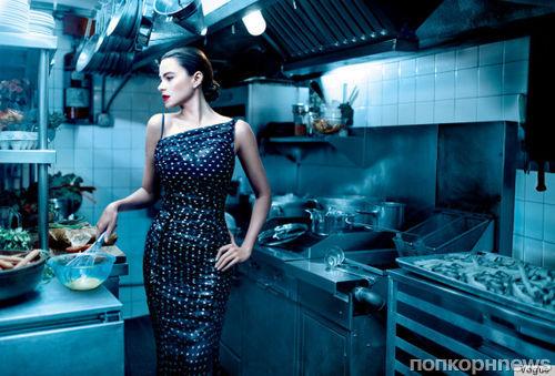 """София Вергара в журнале Vogue: """"Я заморозила свои яйцеклетки"""""""