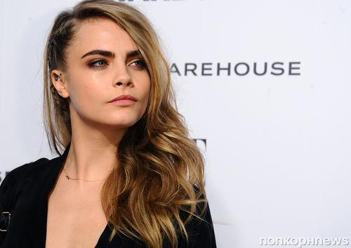 Кара Делевинь стала новым «лицом» Chanel