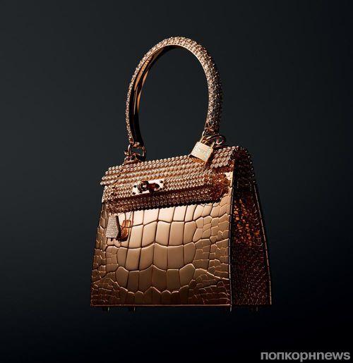 Hermès создали знаменитые сумки Birkin и Kelly стоимостью 2 миллиона долларов