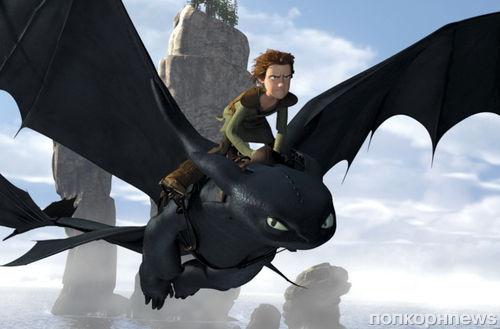 """Тизер мультфильма """"Как приручить дракона 2"""""""