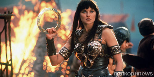 Люси Лоулесс намекнула на возвращение «Зены - королевы воинов»