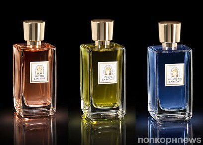 Lancôme выпускает лимитированную серию винтажных ароматов