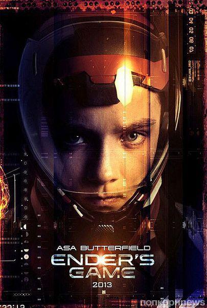 Характер-постеры фильма «Игра Эндера»