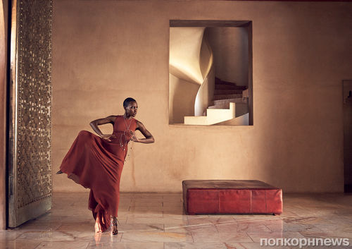 ������ ������ � ������� Vogue. ���� 2014