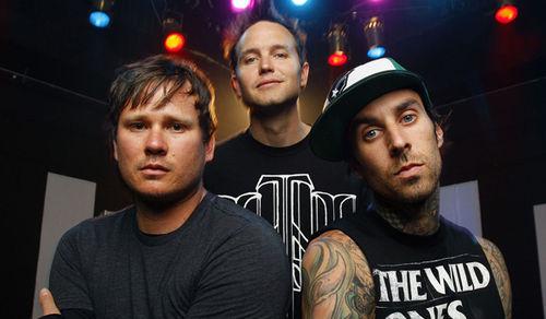 Новый клип группы Blink 182 - Up All Night