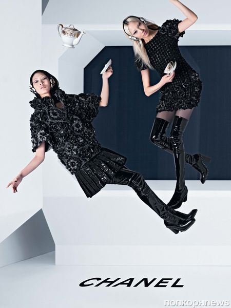 Рекламная кампания Chanel. Осень / зима 2013-2014