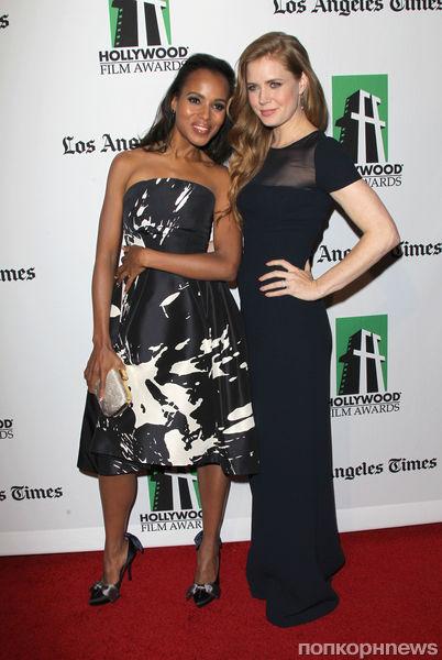 Звезды на церемонии Hollywood Film Awards 2012