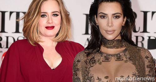 Гугл отыскал на картинах двойников Адель, Анджелины Джоли, Ким Кардашьян и других звезд