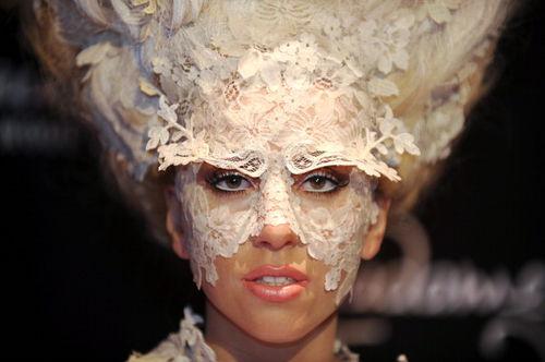 Восковые копии Lady GaGa