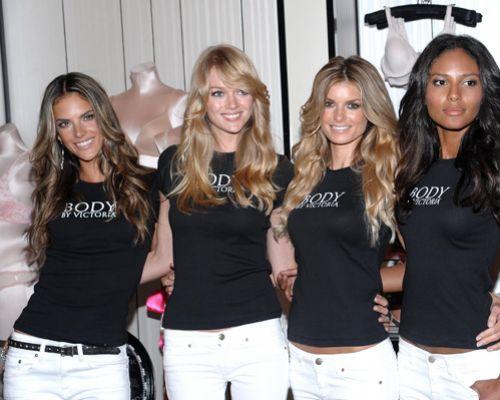 Праздник Victoria's Secret