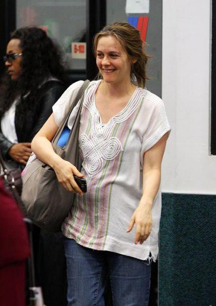 Алисия Сильверстоун беременна?