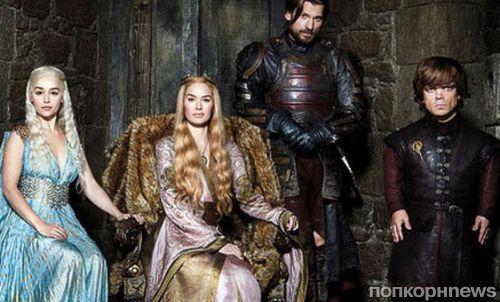 Пятый сезон сериала «Игра престолов» побил рекорд просмотров