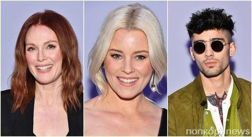 Джулианна Мур, Элизабет Бэнкс и Зейн Малик стали гостями показа Tom Ford