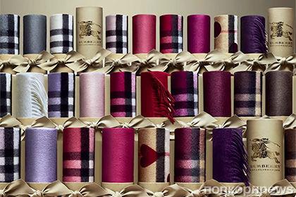 Burberry предлагает клиентам самостоятельно создавать шарфы
