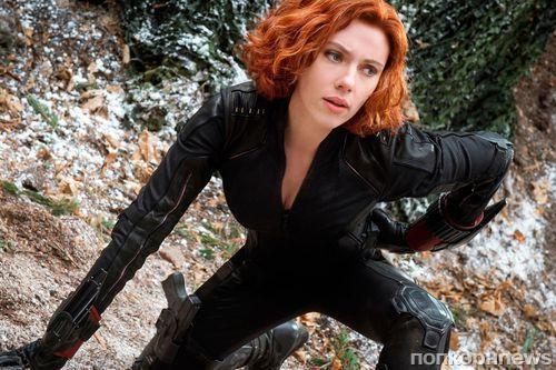Marvel начала работу над сольным фильмом о Черной вдове со Скарлетт Йоханссон