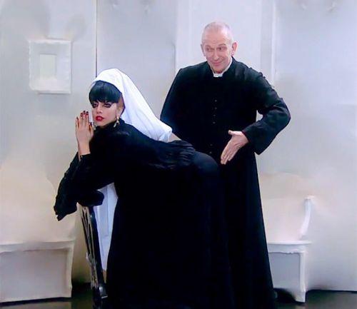 Lady Gaga и Жан-Поль Готье ударились в религию
