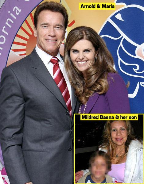 Мария Шрайвер знала о внебрачном сыне Арнольда Шварценеггера с 2006 года?