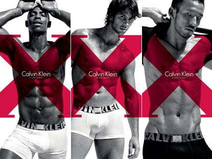 Видео: реклама Calvin Klein. Вы хотите увидеть их ...?
