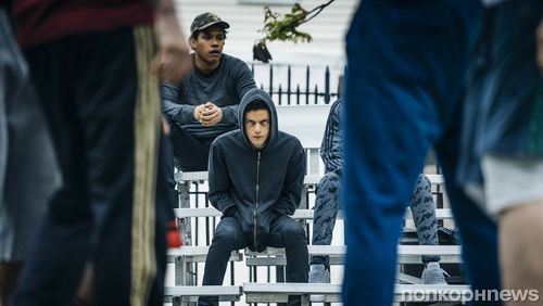 Сериал «Мистер Робот» продлен на 3 сезон