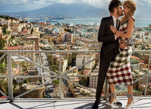 Зейн Малик и Джиджи Хадид вместе снялись для Vogue