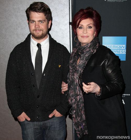 Шэрон Осборн ушла из шоу NBC из-за сына
