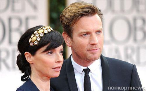 Жена Юэна МакГрегора впервые прокомментировала разрыв с актером