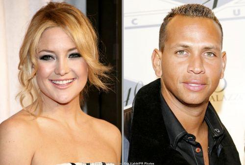 Кейт Хадсон и Алекс Родригес расстались?