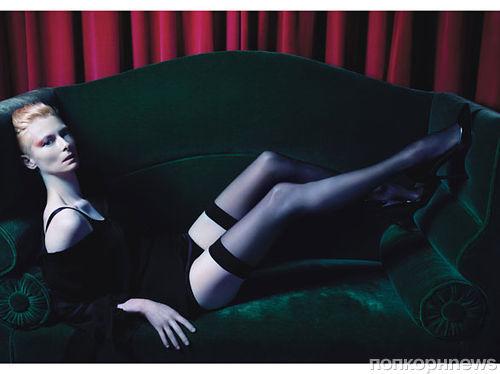 Звезды кино в журнале W. Февраль 2012
