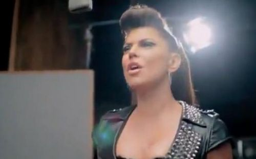 Новый клип от David Guetta, Ферги, LMFAO и Криса Уиллиса - 'Getting Over You'
