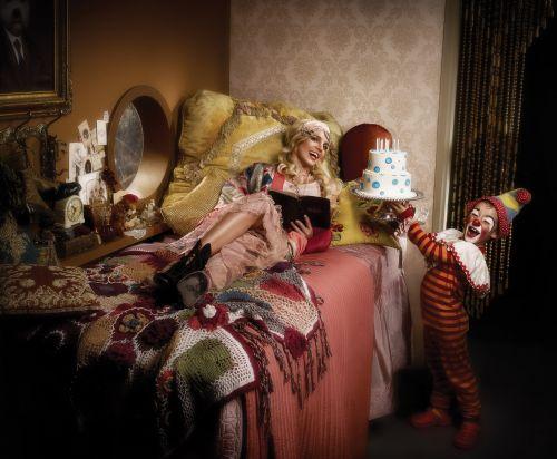 Бритни Спирс: фотосессия для альбома Circus