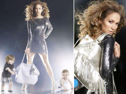 Звезды в рекламе сумок Samantha Thavasa