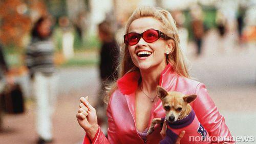 Официально: Риз Уизерспун подтвердила съемки «Блондинки в законе 3»