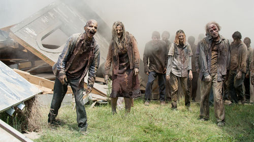 «Ходячие мертвецы» признаны самым популярным сериалом 2015 года