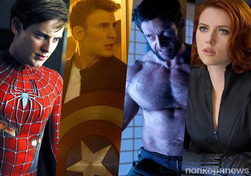 Видео трибьют всех «супергеройских» блокбастеров Marvel
