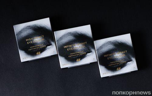 Секреты красоты: Тени H&M
