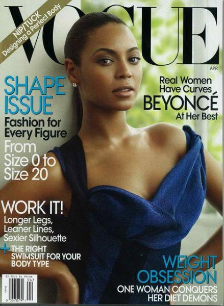������� ����� � ������� Vogue. ������ 2009