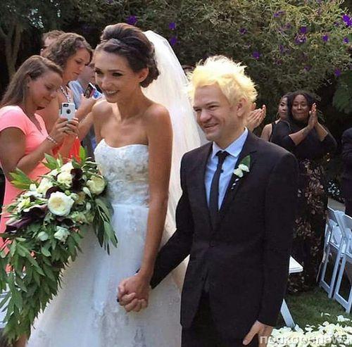 Бывший муж Аврил Лавин женился во второй раз