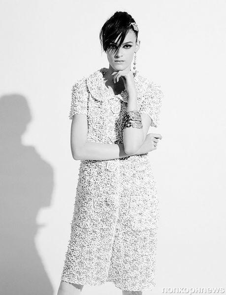 Лукбук новой коллекции Chanel Resort 2014