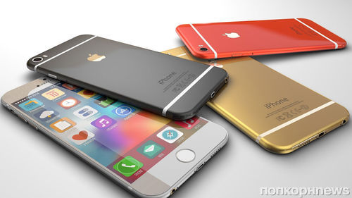 Forbes: iPhone 6s � iPhone 6s Plus �������� � ������� 18 ��������