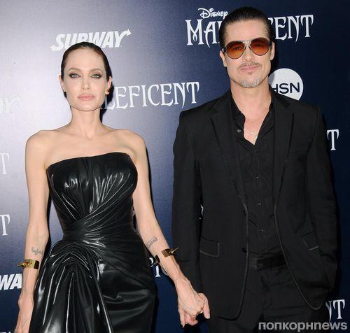 Брэд Питт нанял для Анджелины Джоли  личного повара