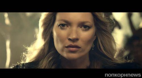 Первый взгляд на Кейт Мосс в клипе Джорджа Майкла - White Light