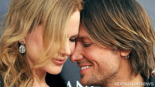 Николь Кидман и Кит Урбан отпраздновали десятую годовщину свадьбы