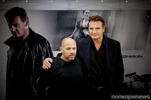 Фотоколл фильма «Заложница 2» в Москве