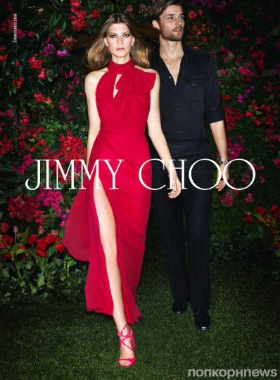 Рекламная кампания Jimmy Choo. Осень 2013