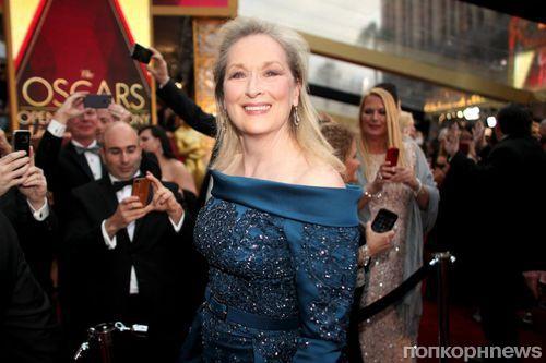 «Форма воды», Мерил Стрип и Дензел Вашингтон оказались самыми обсуждаемыми номинантами на «Оскар» 2018