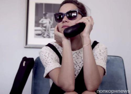 Заключительная часть документального фильма Lady Dior с Марион Котийяр