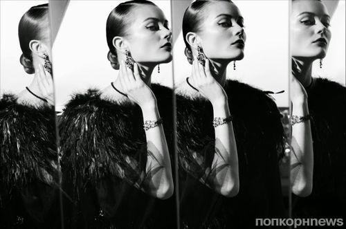 Рекламная кампания новой коллекции Chanel Fine Jewelry 2014