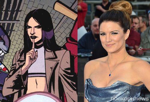Джина Карано превратится в мутанта